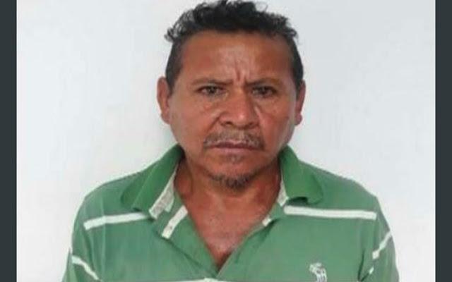 Viejo verde capturado tras abusar de niñita de 12 años