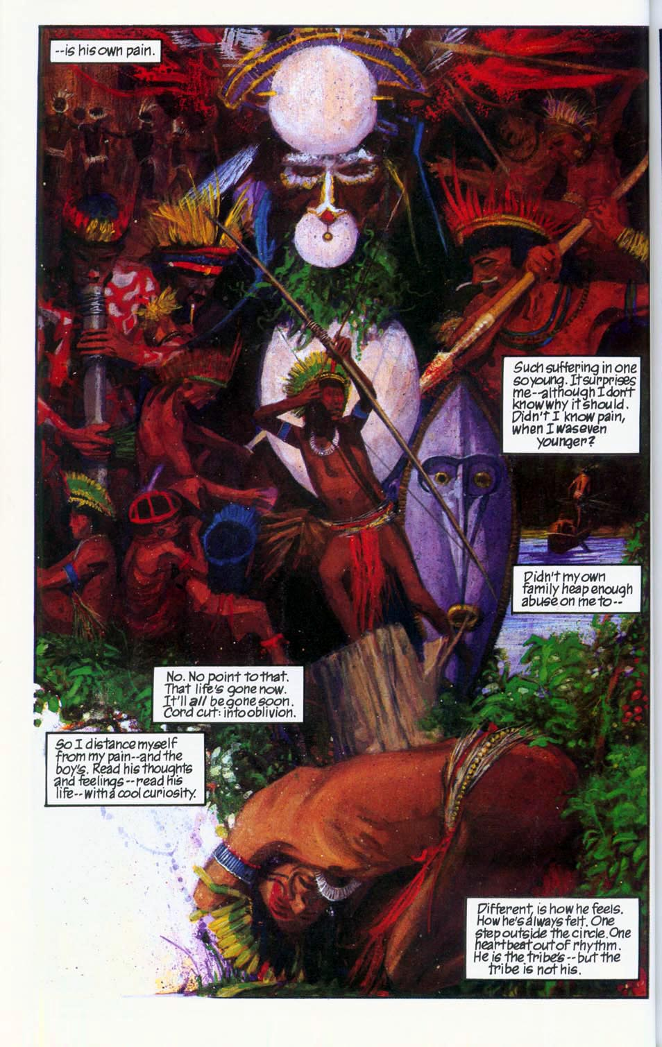 Read online Mercy comic -  Issue # Full - 23