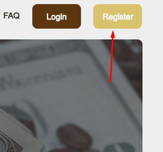 Регистрация в GoldenSeed