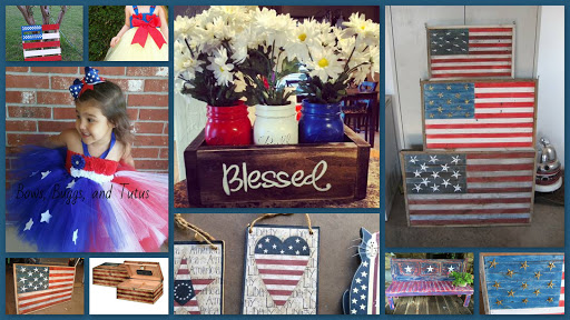 ISO: 4th of July Holiday Goods - I spy a Patriotic Craigslist Buy
