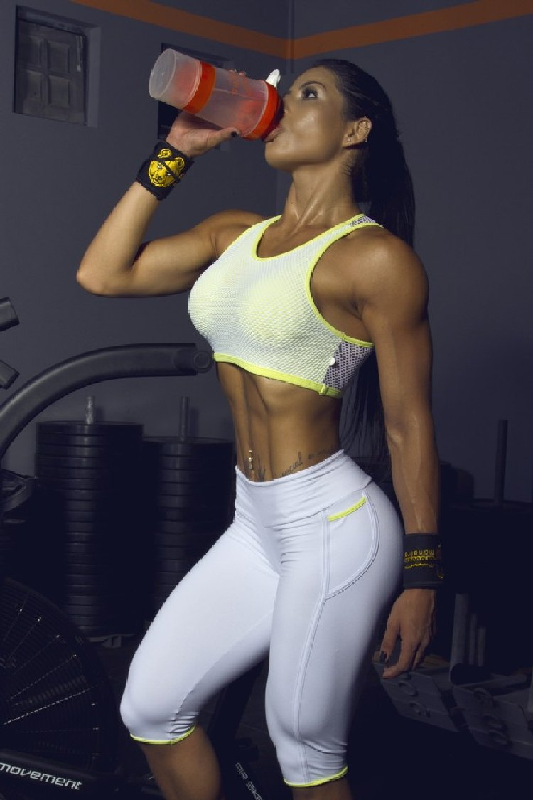 Yasmin Castrill India Bikini Fitness