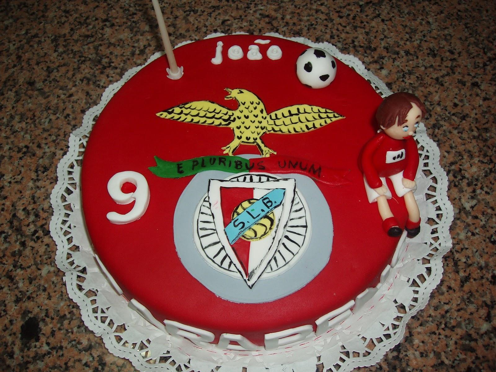 Bolos Da Minda Anivers 225 Rio Benfica