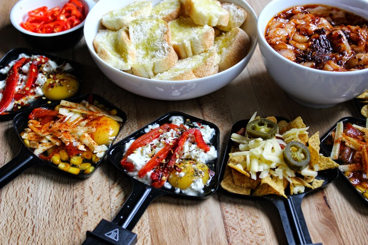 More Raclette Ideas