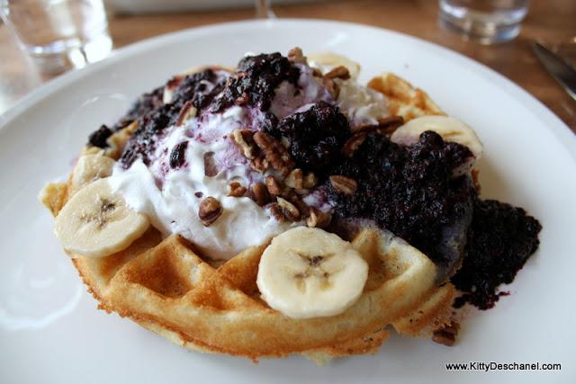 Look at this waffle!