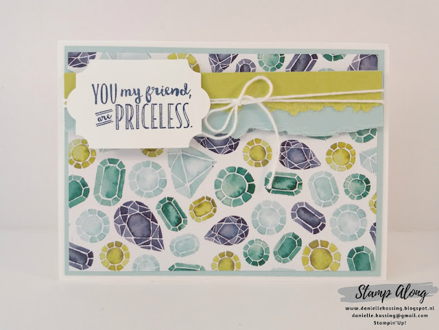 Stampin'Up! You're priceless
