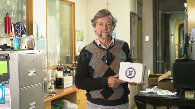 Ernesto Gramsch y dispositivo