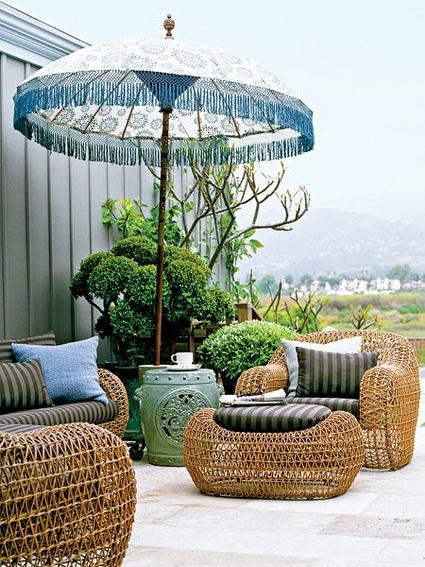 Ideas for decorating exteriors 8