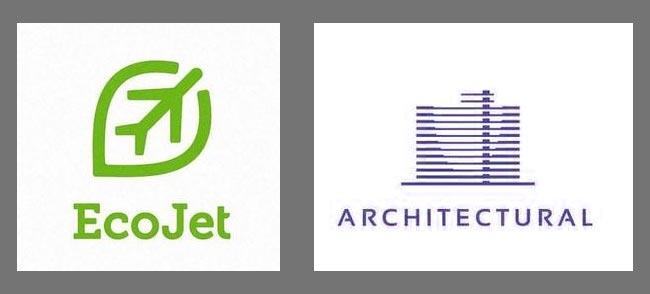Amblemler çoğunlukla bir logo ile kullanılır