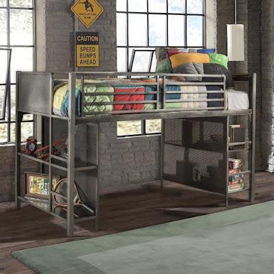 Kamar tidur multifungsi