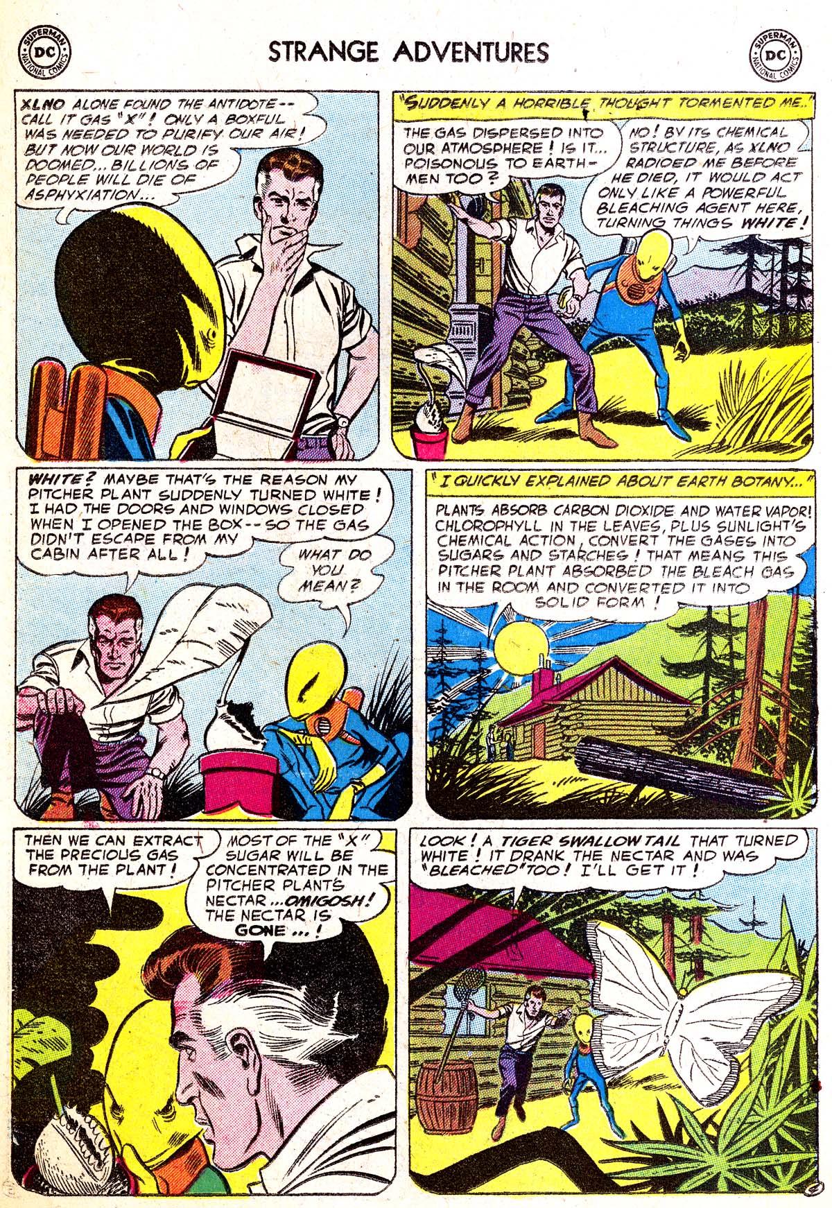 Strange Adventures (1950) issue 75 - Page 22