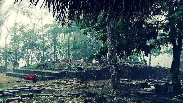 situs Nim Li Punit, situs suku maya