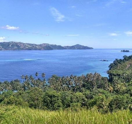 pulau dionumo wisata gorontalo
