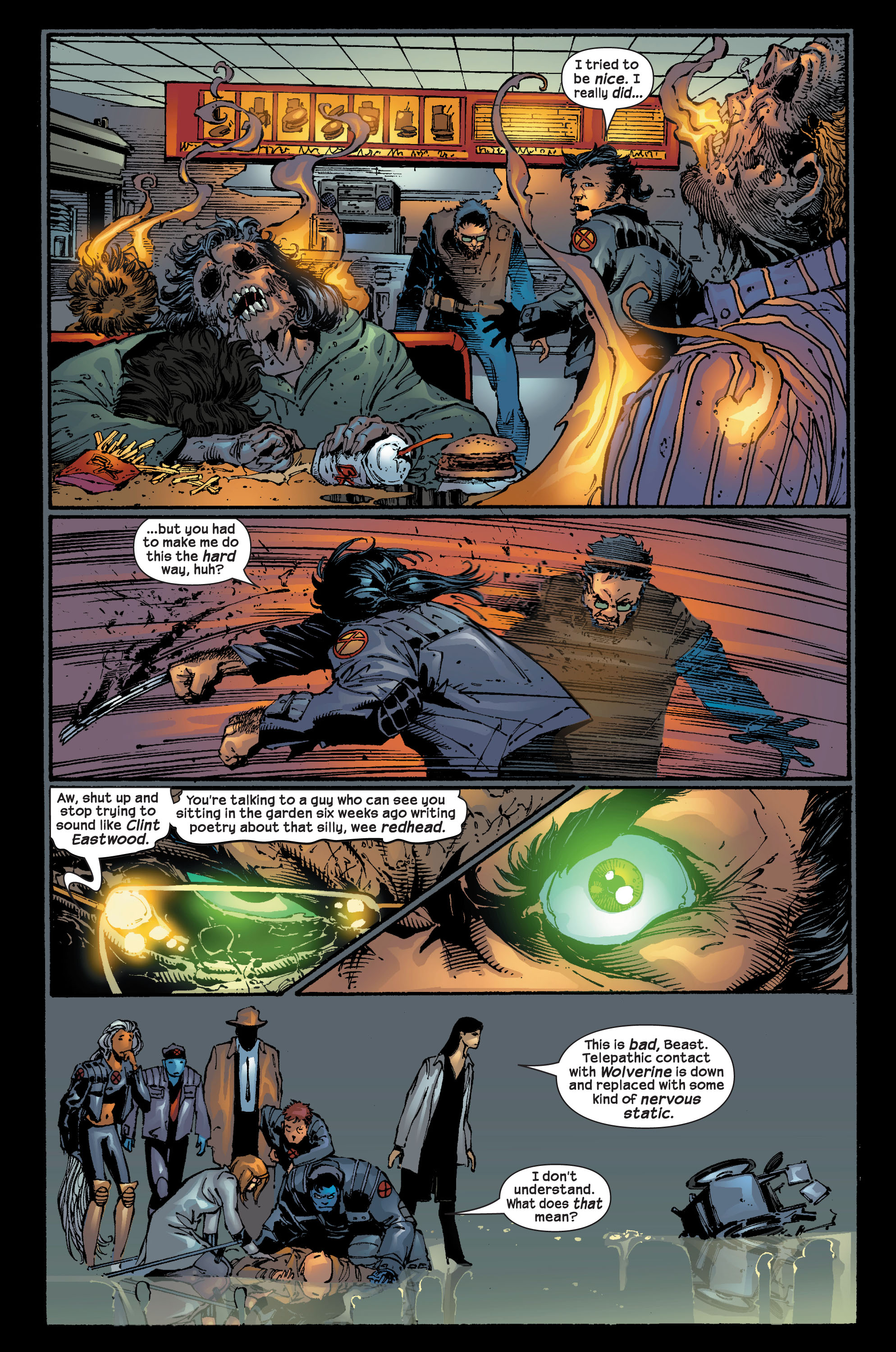 Read online Ultimate X-Men comic -  Issue #17 - 12