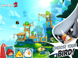 Download Game Angry Bird 2 MOD APK Offline 2.6.5