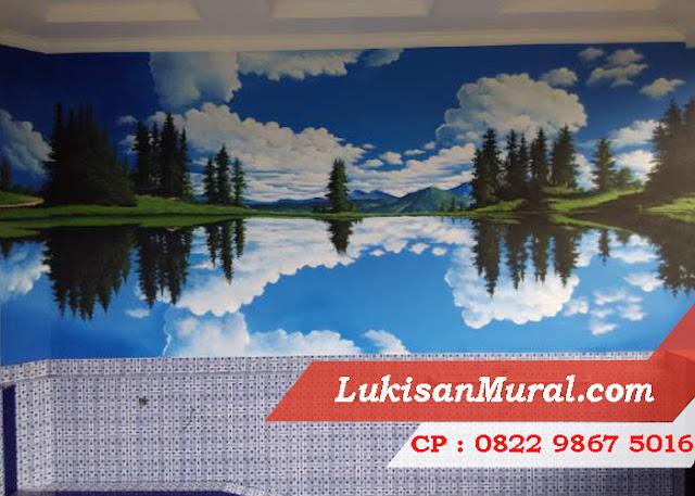 Lukisan 3 Dimensi Di Bali