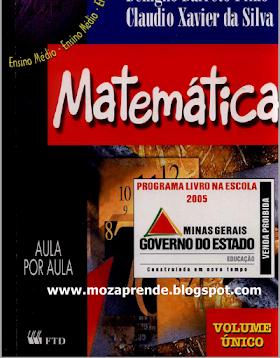 Livro de Matemática - 11ᵃ 12ᵃ Classe PDF
