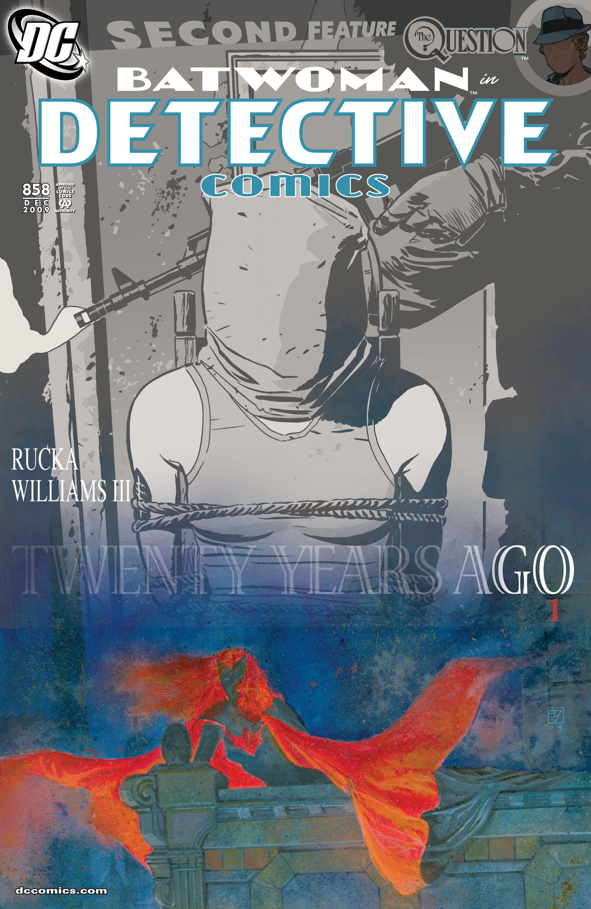 Detective Comics (1937) 858 Page 1