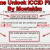 iPhone Unlock ICCID Finder