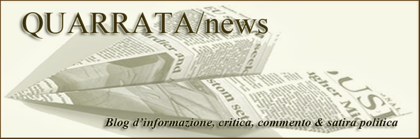 QUARRATA/news - QUOTIDIANO ON LINE