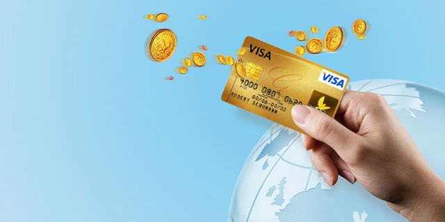 الطريقة الصحيحة للحصول على بطاقة فيزا visa مجانا