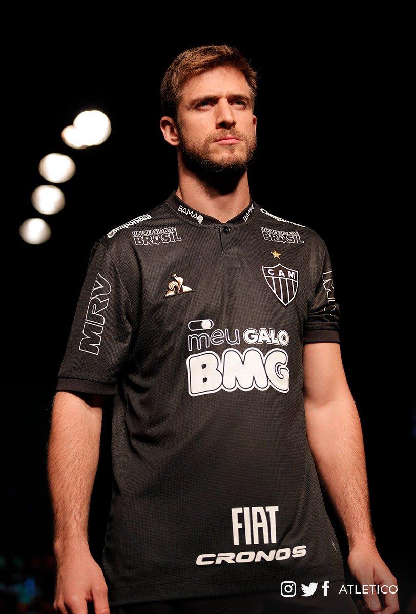 Le Coq Sportif Atl U00e9tico Mineiro 2019 20 Home Away U0026 Third