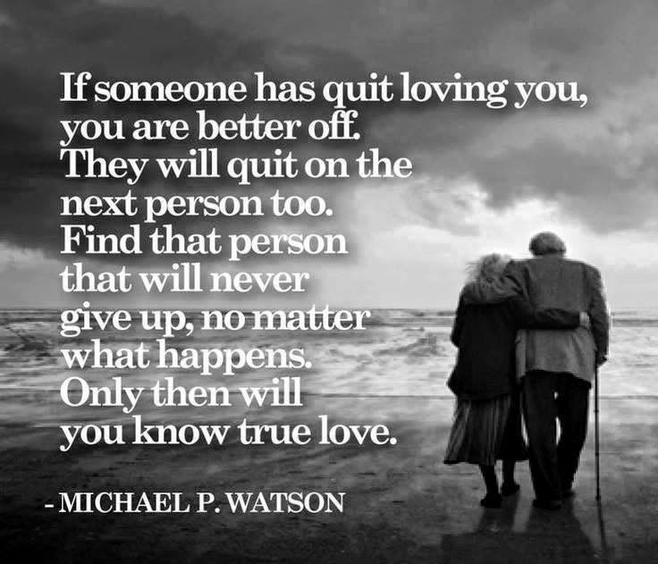 How to find someone who loves you