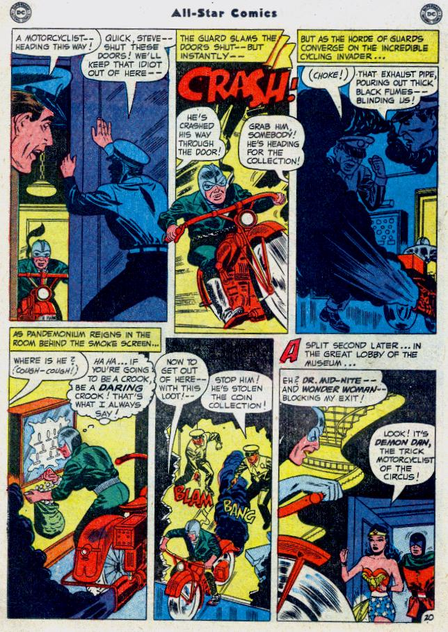 Read online All-Star Comics comic -  Issue #54 - 26