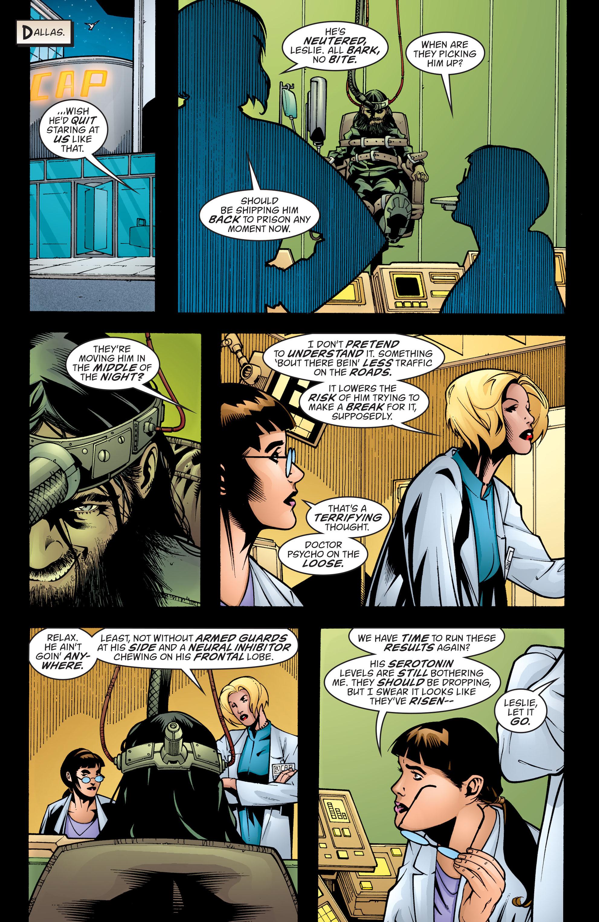 Read online Wonder Woman (1987) comic -  Issue #199 - 8