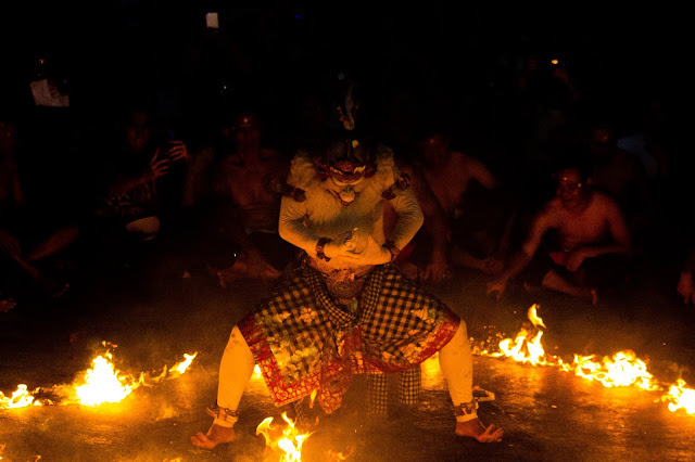 Kecak Dance Bali Itinerary