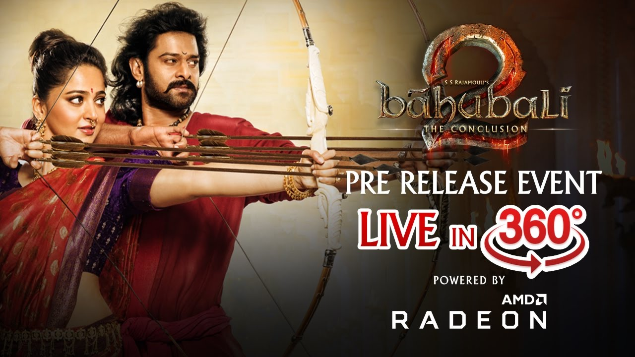 Baahubali 2 Pre-Release Event LIVE