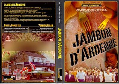 Арденнская ветчина / Jambon d'Ardenne / Ham and Chips. 1977.