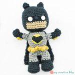 PATRON BATMAN AMIGURUMI 24505