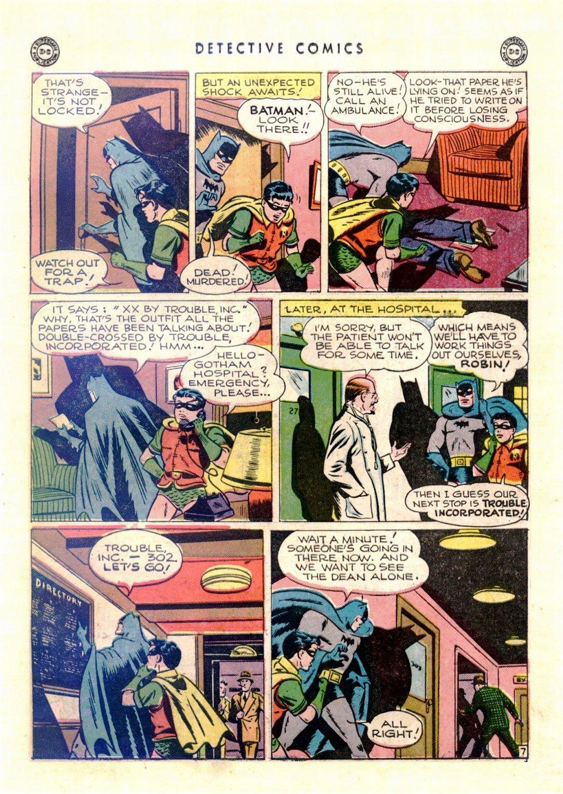 Read online Detective Comics (1937) comic -  Issue #103 - 9