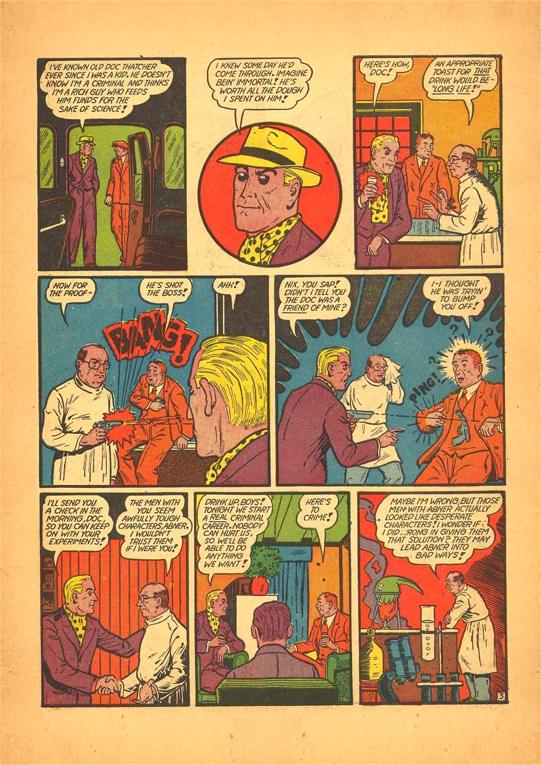 Read online Action Comics (1938) comic -  Issue #50 - 67