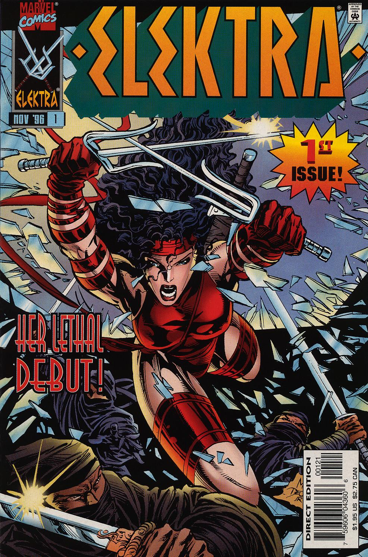 Elektra (1996) 1_-_Afraid_of_the_Dark Page 1