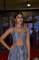 Rhea Chakraborty in a Sleeveless Deep neck Choli Dress Stunning Beauty at 64th Jio Filmfare Awards South ~  Exclusive 062.JPG