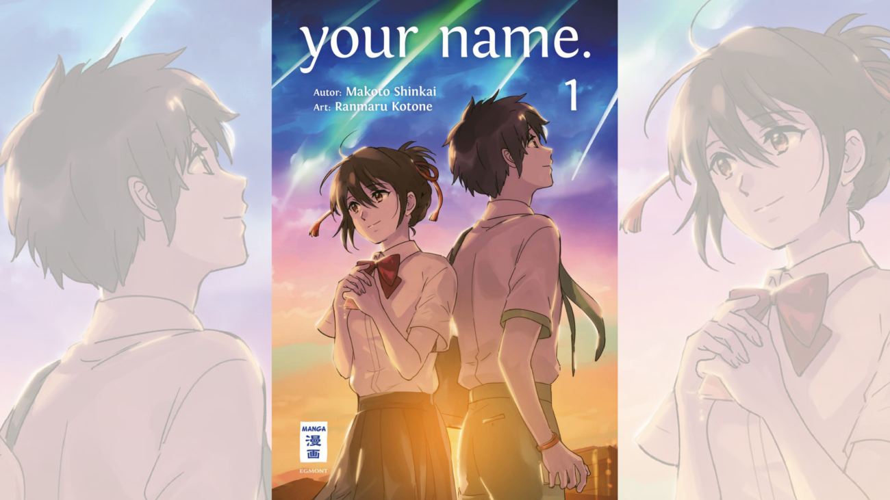 Manga Highlights 2017, Your Name (Egmont Ehapa)