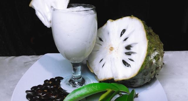 manfaat buah sirsak bagi kesehatan dan kecantikan