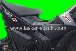 Satria Black Predator