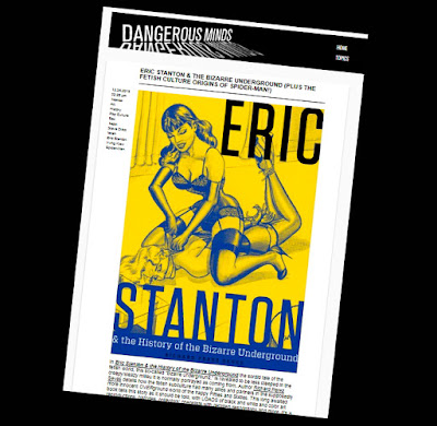 """Dangerous Minds """"book review"""" of Eric Stanton & the History of the Bizarre Underground"""