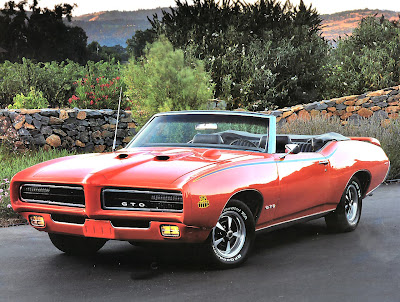 Pontiac GTO 'The Judge' Convertible