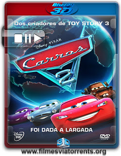 Carros 2 Torrent - BluRay Rip