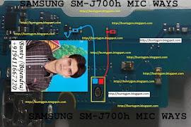 Samsung SM-J700H Volume Button Problem Solution Jumper Ways