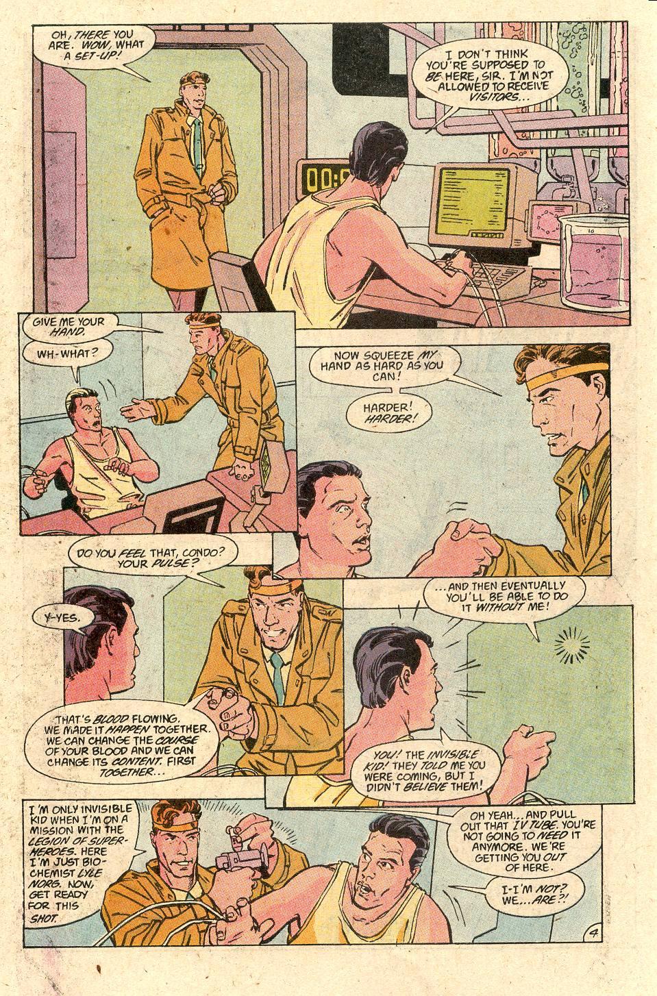 Read online Secret Origins (1986) comic -  Issue #47 - 29
