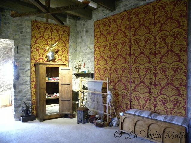 Fortezza di Verrucole Garfagnana Toscana
