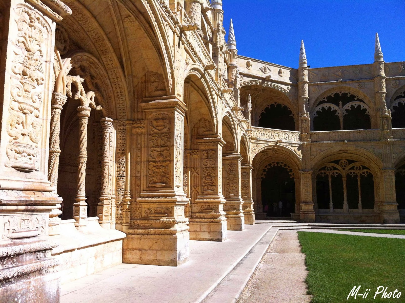 M-ii Photo : 10 choses à faire à Lisbonne  Monastere dos Jeronimos