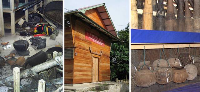 Museum Pusaka Nias Tempat Belajar dan Berekreasi Sumatera Utara