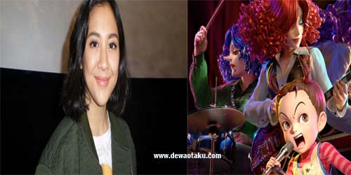 Sherina Munaf dan Earwig and the Witch