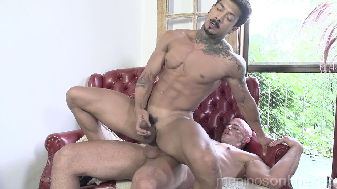 Actor Porno Gay Brasileño Cara Tatuada mo - dito vai casar - diego summers & dito (foda mega tesuda