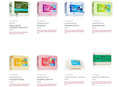 New True Blue Spa Bar Soaps Online Life Writings